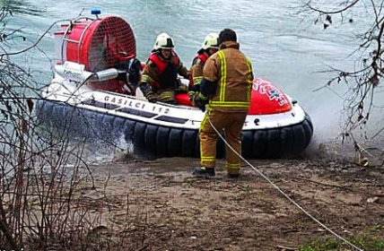MAD Hovercraft, rescue hovercraft sales
