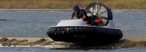 Hovercraft Tornado F50 from MAD hovercraft for sale