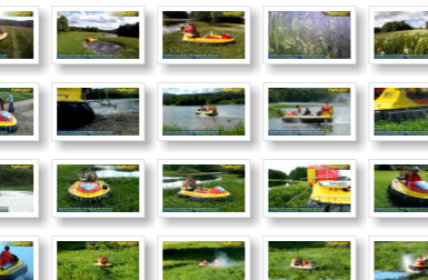 Hovercraft pictures and video